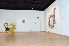 Khôra. Installation. Photo Courtesy of Mt. San Antonio College Art Gallery