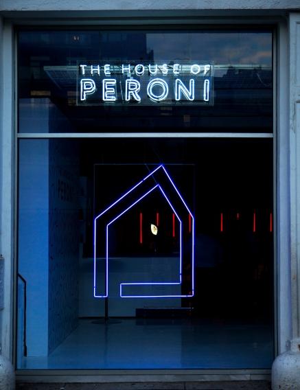 Robert Montgomery. House of Peroni/Mission/St. Vincent. Photo Credit Erik Melvin