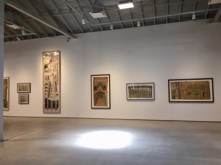 Martin Ramirez. Institute of Contemporary Art Los Angeles. Photo Credit Shana Nys Dambrot.
