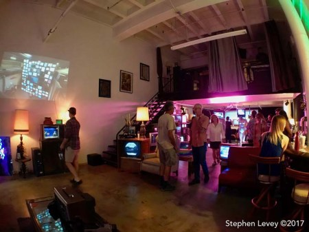 Brewery Artwalk and Open Studios Fall 2017. Photo Credit Stephen Levey