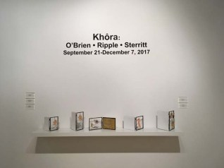 Khôra. Installation. Photo Courtesy of Mt. San Antonio College Art Gallery