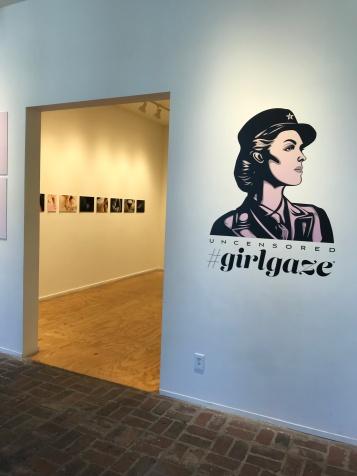 #girlgaze: UNCENSORED at Subliminal Projects. Photo Credit Sara Fortson.