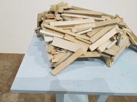 Jeff Colson Pavillion. Conceptual Craft at DENK Gallery. Photo Credit Jacqueline Bell Johnson.