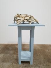 Jeff Colson Pavillion. Conceptual Craft at DENK Gallery. Photo Credit Jacqueline Bell Johnson.