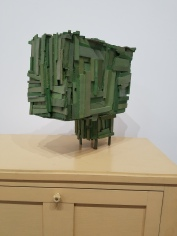 Jeff Colson Pentoga. Conceptual Craft at DENK Gallery. Photo Credit Jacqueline Bell Johnson.