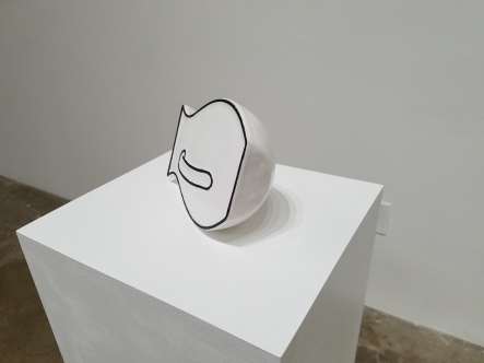 Nova Jiang 2d-3d. Conceptual Craft at DENK Gallery. Photo Credit Jacqueline Bell Johnson.