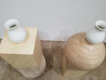 Nova Jiang Wobble. Conceptual Craft at DENK Gallery. Photo Credit Jacqueline Bell Johnson.