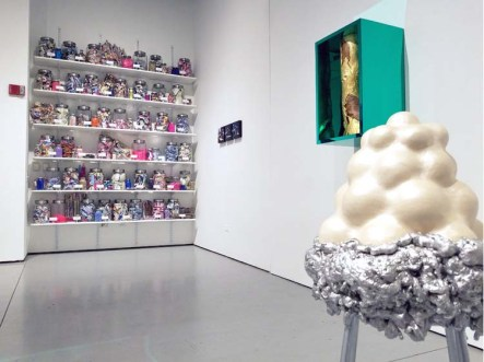 Beautiful Parts. CSUN Art Gallery. Photo Credit Kristine Schomaker