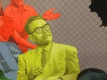 Robert Nelson. Pop-Surreal Playhouse. Artshare LA. Photo Credit Betty Ann Brown.