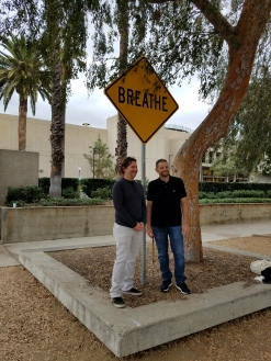 Scott Froschauer. Word on the Street, Unveiling. Glendale California. Photo Credit Kristine Schomaker