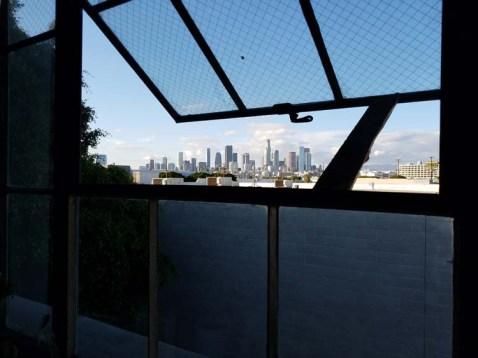 Gil Nevo. DTLA Long Beach Ave. Lofts Open Studios. Photo Credit Kristine Schomaker