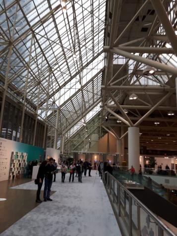 Metro Toronto Convention Centre. Art Toronto 2017. Photo Credit Marianne Lepa