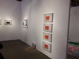 Moskowitz Bayse. Kim Schoen. Art Toronto 2017. Photo Credit Marianne Lepa