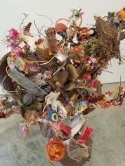 Nancy Kyes. ELEMENTAL   Marking Time. Descanso Gardens, Sturt Haaga Gallery. Photo Credit Kristine Schomaker
