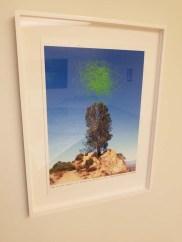 Pat Pickett. ELEMENTAL | Marking Time. Descanso Gardens, Sturt Haaga Gallery. Photo Credit Kristine Schomaker