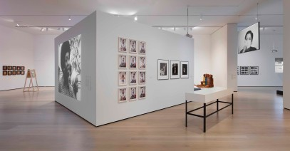 "Radical Women: Latin American Art, 1960-1985, installation view, ""Self-Portrait"" theme. Hammer Museum, Los Angeles, September 15 - December 31, 2017. Photo: Brian Forrest."