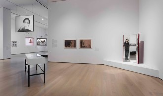 "Radical Women: Latin American Art, 1960-1985, installation view, ""Self-Portrait"" theme. Hammer Museum, Los Angeles, September 15 - December 31, 2017. Photo: Brian Forrest."