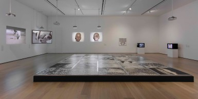 "Radical Women: Latin American Art, 1960-1985, installation view, ""Body Landscape"" theme. Hammer Museum, Los Angeles, September 15 - December 31, 2017. Photo: Brian Forrest."