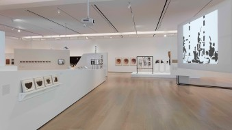 """Radical Women: Latin American Art, 1960-1985, installation view, """"Performing the Body"""" theme. Hammer Museum, Los Angeles, September 15 - December 31, 2017. Photo: Brian Forrest."""