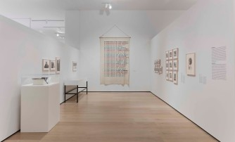 "Radical Women: Latin American Art, 1960-1985, installation view, ""Feminisms"" theme. Hammer Museum, Los Angeles, September 15 - December 31, 2017. Photo: Brian Forrest."