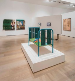 """Radical Women: Latin American Art, 1960-1985, installation view, """"Social Places"""" theme. Hammer Museum, Los Angeles, September 15 - December 31, 2017. Photo: Brian Forrest."""