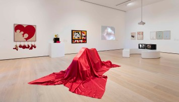 "Radical Women: Latin American Art, 1960-1985, installation view, ""Erotic"" theme. Hammer Museum, Los Angeles, September 15 - December 31, 2017. Photo: Brian Forrest."