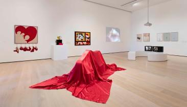 "Radical Women: Latin American Art, 1960-1985, installation view, ""Erotic"" theme. Hammer Museum, Los Angeles, September 15 - December 31, 2017. Photo: Brian Forrest."