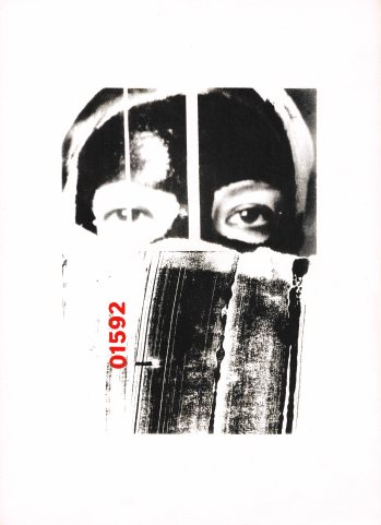 Radical Women: Latin American Art, 1960-1985, Hammer Museum, Los Angeles. Nelbia Romero (Uruguayan, 1938–2015), Sin título (Untitled), 1983. Silkscreen. 15 3/4 × 11 7/16 in. (40 × 29 cm). Private collection. ©the artist.
