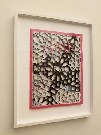 Samira Yamin. ELEMENTAL   Marking Time. Descanso Gardens, Sturt Haaga Gallery. Photo Credit Kristine Schomaker