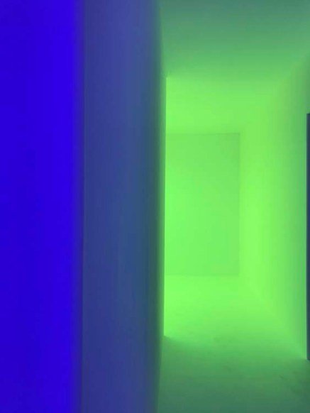 Carlos Cruz-Diez 'Chromosaturation' Photo Credit: Mario Vasquez.