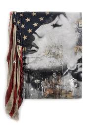 Greg Miller, American Woman. Photo Courtesy of JoAnne Artman Gallery.
