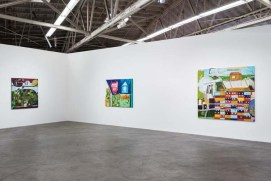 Marisa Takal at Night Gallery. Photo courtesy of the gallery.