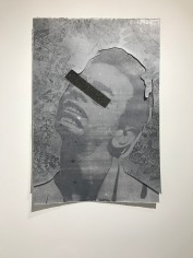 Man Up! Masculinity in Question. Cerritos College Art Gallery. Photo credit: Sydney Walters.