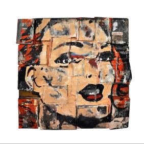 Greg Miller, Inside Story. Photo Courtesy of JoAnne Artman Gallery.