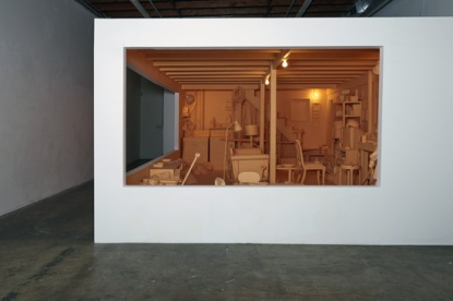 Timothy Paul Myers and Andrew Barnes. Understory. Photo Courtesy of Walter Maciel Gallery.