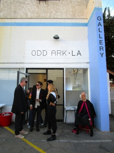 F For Fortissimo. ODD ARK -LA, Los Angeles. Photo Credit Patrick Quinn