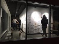 Cerritos College Art Gallery window space, Photo courtesy Cerritos College.