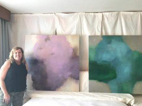 Susan Spies. StART Up Art Fair at The Kinney; Photo Credit Genie Davis