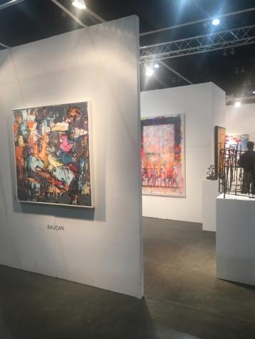 LA Art Show 2018. Los Angeles Convention Center. Photo Credit Chelsea Boxwell