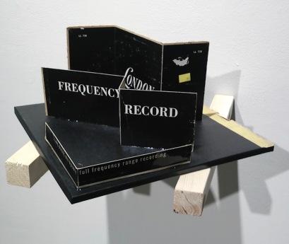 Frequency Retrofit/Black, 2017, Photo courtesy of LA Artcore
