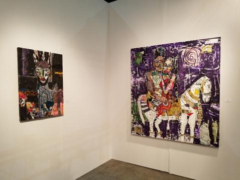 LA Art Show 2018. Los Angeles Convention Center. Photo Credit Kristine Schomaker