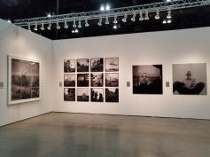 Matthew Modine. LA Art Show 2018. Los Angeles Convention Center. Photo Credit Kristine Schomaker