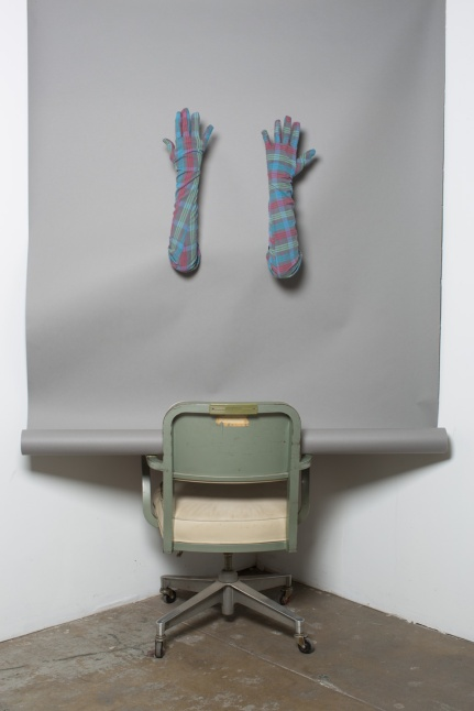 Nicole Belle, Untitled (Gloves _ Pockets 2). Photo courtesy Durden and Ray.