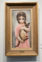 Margaret D. H. Keane. LA Art Show 2018. LA Convention Center. Photo Credit Jack Burke
