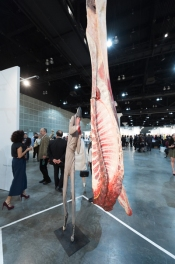 LA Art Show 2018. LA Convention Center. Photo Credit Jack Burke