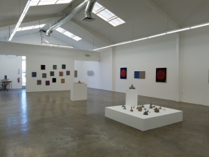RHEBIS, Robert Walker Retrospective at Jason Vass Gallery; Photo Credit Kristine Schomaker