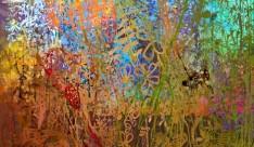 LAND at Irvine Fine Arts Center ; Photo credit Yevgeniya Mikhailik. Courtesy of the gallery.