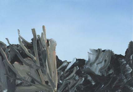 Gerhard Richter: Abstraktes Bild, 1984, Privatsammlung, © Gerhard Richter 2018 (0197)