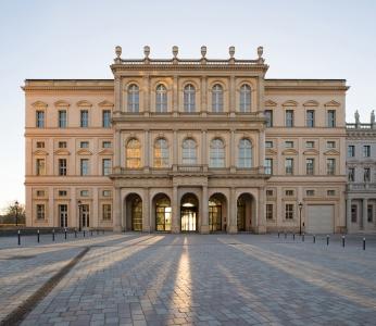 Museum Barberini Front, Photo: Helge Mundt, © Museum Barberini