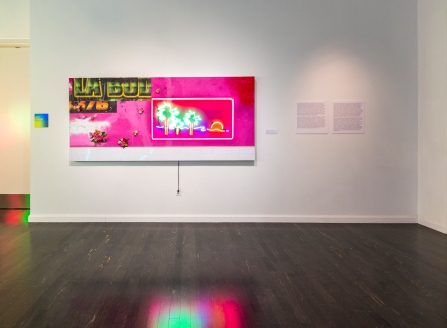 Patrick Martinez: America Is For Dreamers at Vincent Price Museum; Image courtesy of the museum